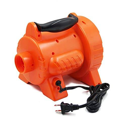 Sifanhao Electric Air Pump High Power Fast Filling Air Mattress Inflator Deflator Pump 110-120 Volts 2.8psi for Air Mattress Swimming Ring Air Mattress Bed Raft Inflatable Sofa