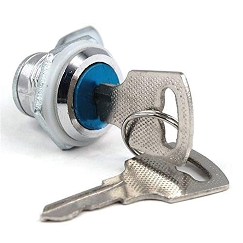 BAIJIAXIUSHANG-TIES Práctico Útiles Seguros de Ajuste for los armarios del gabinete de buzón Cajones armarios + Teclas