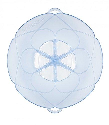 Kochblume Überkochschutz eisblau mittel - Ø 29,0 cm