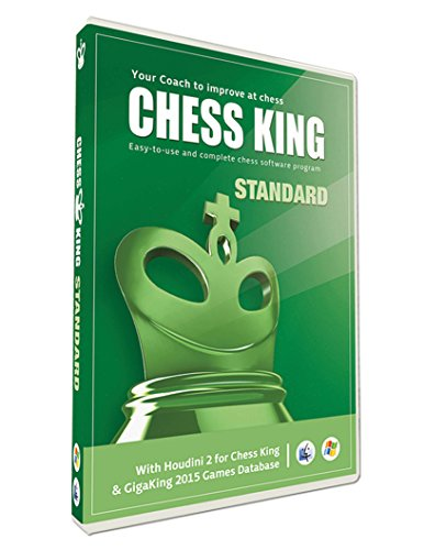 Chess King Standard with Houdini 2 (new 2015 version)