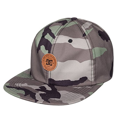 DC Shoes Everman - Snapback Cap for Men - Snapback Cap - Männer