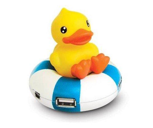 Bduck USB Hub Badeendje