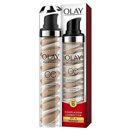 Olay Cc Cream, 1er Pack(1 x 50 milliliters)