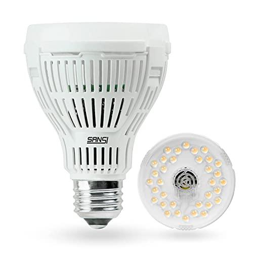 SANSI Lámpara de Crecimiento LED de Espectro Completo...