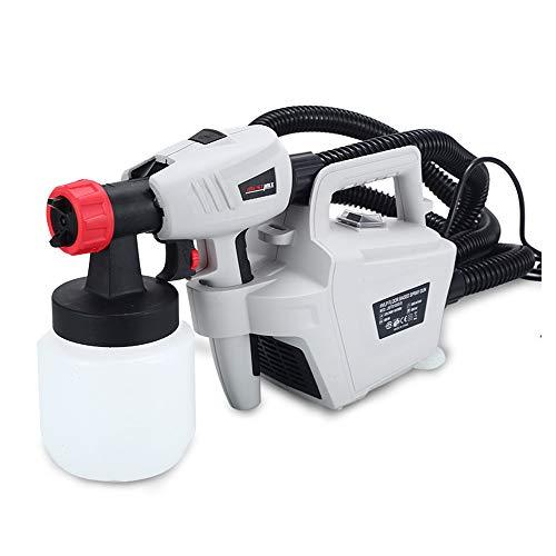 Pistola pulverizadora eléctrica de pintura airless sin aire de 800 vatios para...