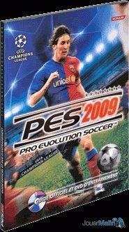 Guide officiel PES 2009