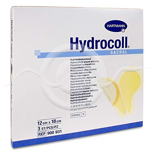 HYDROCOLL SACRAL 12X18 3 APOS Código: 493593
