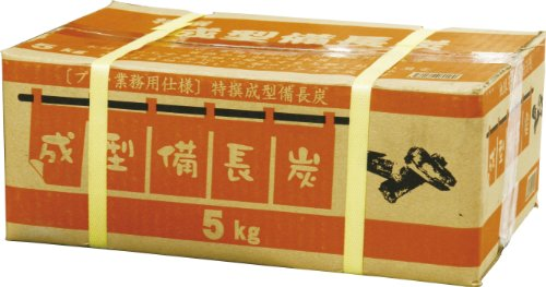 特選成型備長炭(オガ炭) 約5kg
