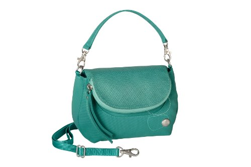 HAIKU Damen Scoot Eco Bag, Damen, Sea Glass