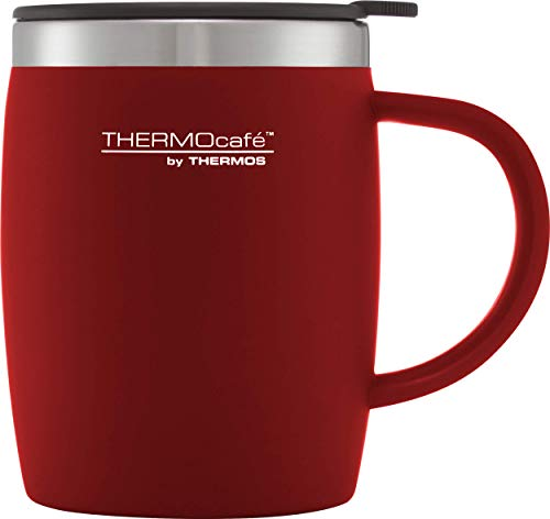 ThermoCafe Thermobecher, 450 ml, Rot