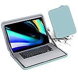 Smatree 11 inch Hardshell Tablet Protective Sleeve Compatible with 11' iPad Pro / 10.9' New iPad Air 4 2020/10.2'' iPad 8/ Surface Go Green
