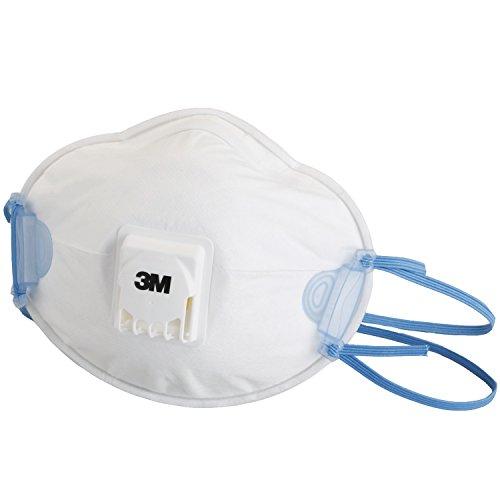 [N95同等品] 3M(スリーエム)? 使い捨て式防じんマスク 8822E-DS2 10枚入り 国家検定合格品