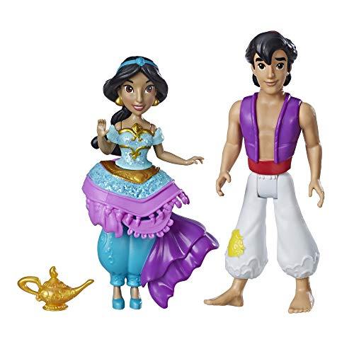 Hasbro Disney Prinzessinnen E3082ES0 Disney Prinzessin und Prinz, Jasmine und Aladdin, für Kinder ab 3 Jahren