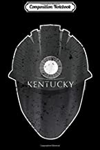Composition Notebook: Kentucky Coal Miners Underground Mining Hard Ha Journal/Notebook Blank Lined Ruled 6x9 100 Pages