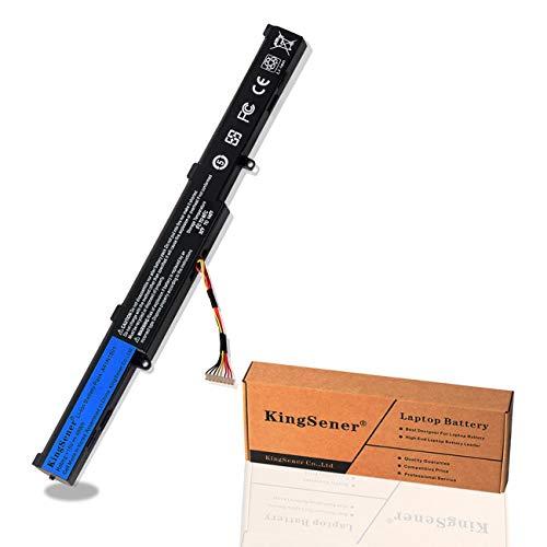 KingSener Cella della Corea A41N1501 Batteria per ASUS GL752JW GL752 GL752VL GL752VW N552 N552V N552VW N752 N752V N752VW N752VX A41LK9H con 2 Anni di Garanzia Gratuita