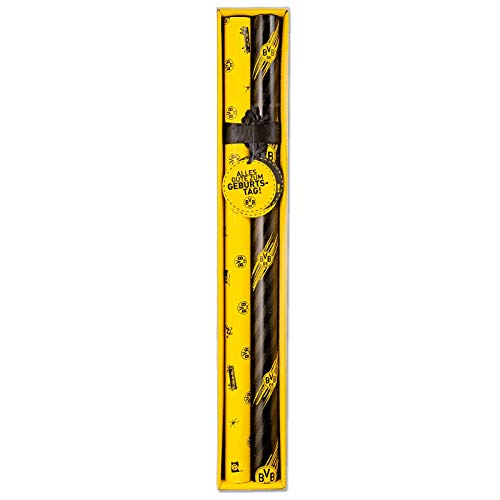 Borussia Dortmund, BVB-Geschenkpapier-Set (9-teilig), mehrfarbig, 0