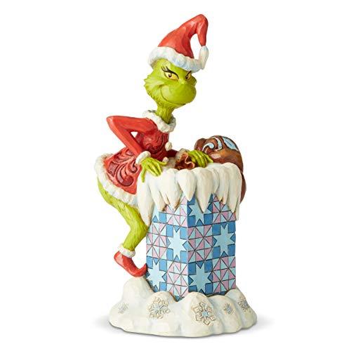 Grinch Figur, Mehrfarbig, Taglia unica