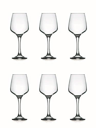 Weißweinglas Set
