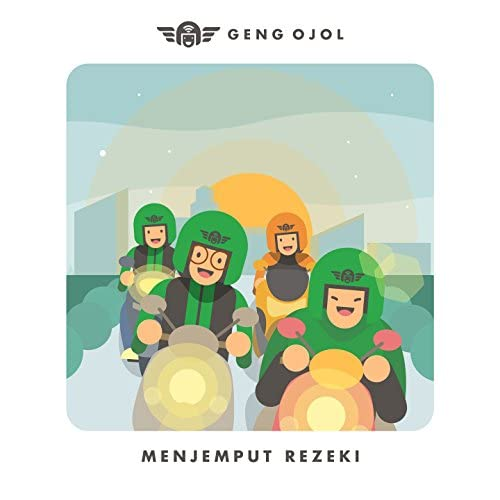 Geng Ojol feat. Eka Gustiwana