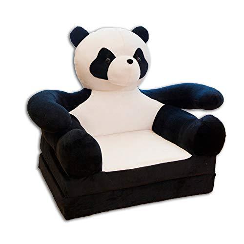 PUDDINGT® Kindersessel, Kindersofa Cartoon Mädchen und Jungen Geburtstagsgeschenk Spielzeug Faul Gepolstert Nettes Baby Kleines Sofa Sitz Kind Stuhl