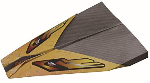 紙飛行機専用紙 ハイタカジャイロ(黄)