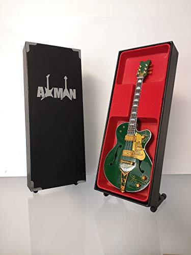Bono (U2) - Réplica de guitarra en miniatura con caja expositora y soporte