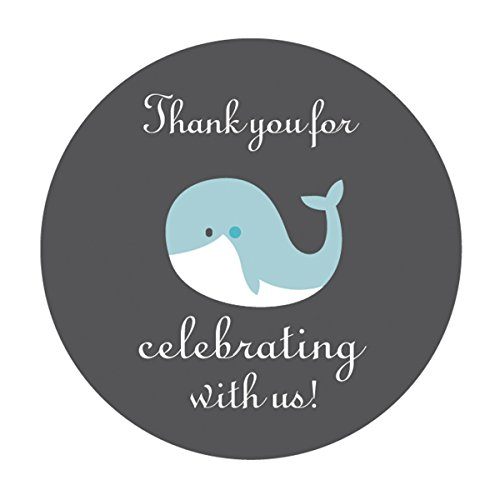 whale baby shower favors - 2