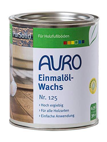 Auro Einmalöl-Wachs
