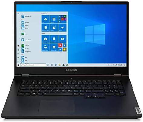 Lenovo Legion 5i 17.3″ FHD Gaming Laptop with Intel 6 Core i7-10750H up to 5 GHz, 16GB DDR4, 1TB HDD + 256GB PCIe SSD, and GTX 1660Ti 6GB Graphics