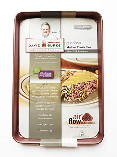 Rose Gold Baking Sheet – by David Burke Bakeware
