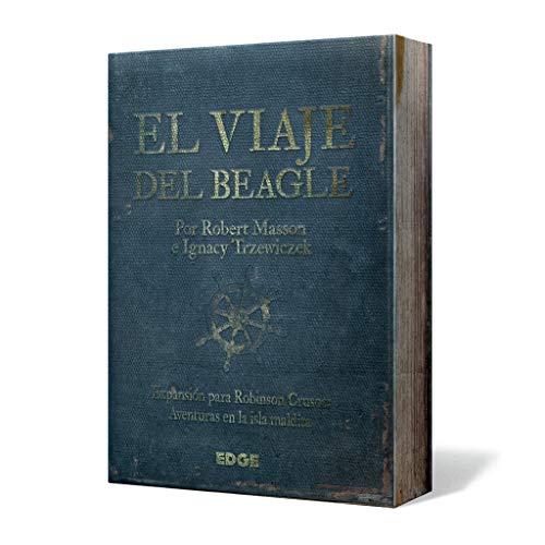 Robinson Crusoe–Die Fahrt der Beagle, Brettspiel (Edge Entertainment edgrc02)