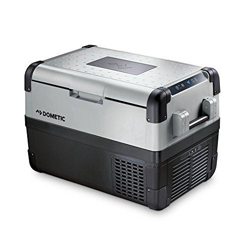 DOMETIC CoolFreeze CFX 50W, elektrische Kompressor-Kühlbox, 46 Liter, 12/24 V und 230 V für Auto, Lkw, Boot, Reisemobil und Steckdose, mit WLAN + USB Anschluss