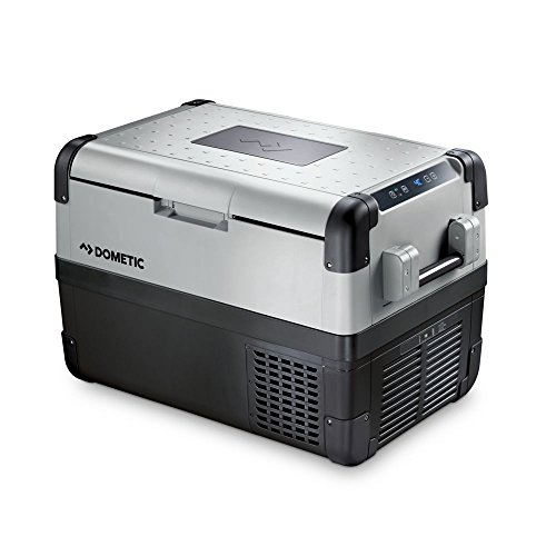 Dometic CoolFreeze CFX 50W, elektrische Kompressor-Kühlbox/Gefrierbox, 46 Liter, 12/24 V...