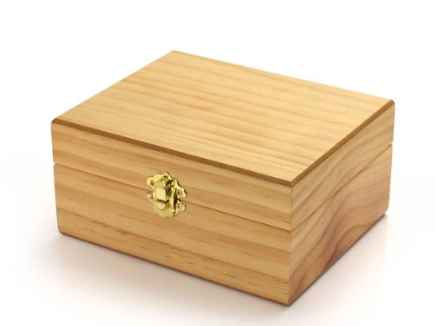 八百屋さん最もピンエッセンシャルオイル収納ボックス 20本用