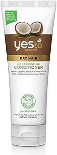 はいウルトラ水分コンディショナー280ミリリットルをココナッツします x4 - Yes To Coconut Ultra Moisture Conditioner 280ml (Pack of 4) [並行輸入品]