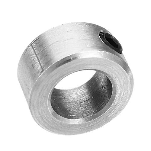 ILS - 5 stuks 8 mm klinkmanchet T8 lood schroef lock ring lock blok voor 3D-printer