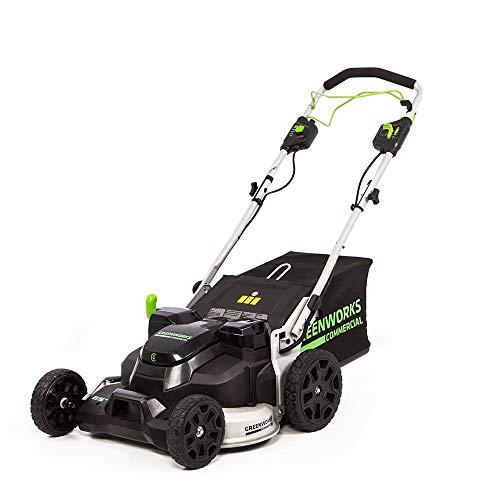GreenWorks Commercial GMS250 82V 25'' Brushless Self-Propelled Mower - Bare Tool