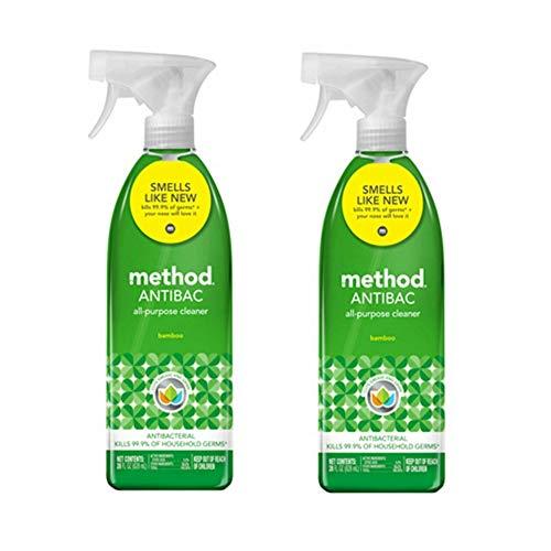 Method++Bamboo+Scent+All+Purpose+Cleaner++28+oz.+Liquid 2 Pack