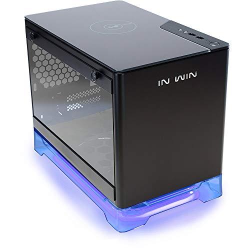 In Win A1 vane portacomputer Mini-Tower Nero 600 W