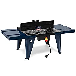 Awe Inspiring Top 9 Best Router Tables Of 2019 Reviews Handymans Garage Squirreltailoven Fun Painted Chair Ideas Images Squirreltailovenorg