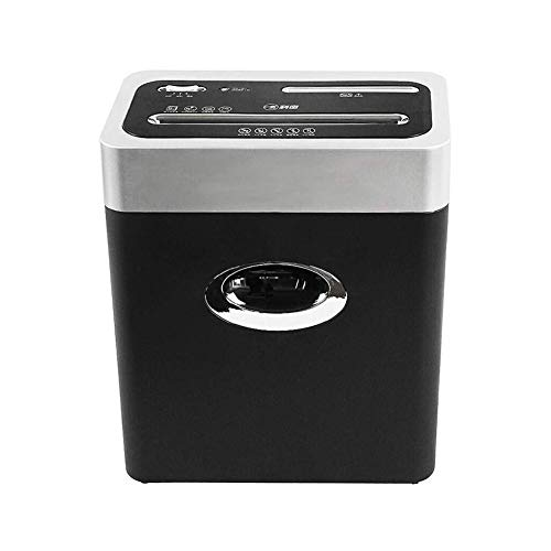 New IhDFR 5-Sheet Cross-Cut Paper Shredder(420mm), P-4 High-Security for Home & Small Office Use, Sh...