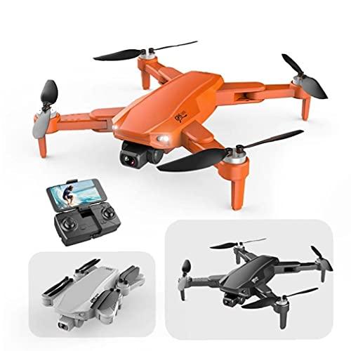 Mini GPS Drone S608 Quadcopter pieghevole con FPV HD Fotocamera intera altezza della fotocamera in modalità Hold Arancione