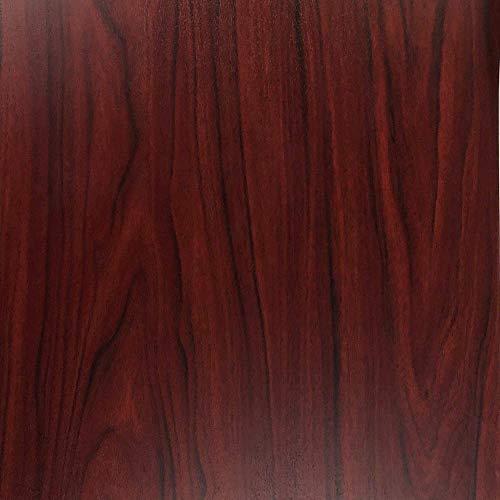 d-c-fix Klebefolie Folie Selbstklebefolie 200x45 cm Holzdekor Holzoptik Holzdesign Holz (Mahagoni dunkel)