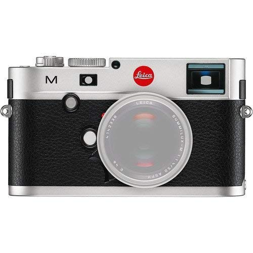 Buy Bargain Leica 10771 M 24MP RangeFinder Camera with 3-Inch TFT LCD Screen - Body Only (Silver/Bla...