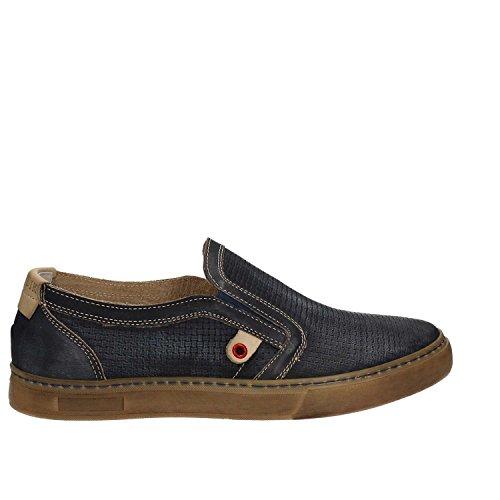 Cafenoir QT121 Zapatos Hombre Azul 39