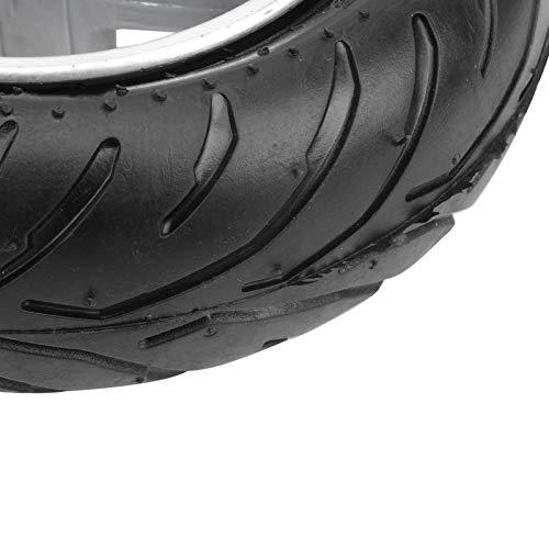 Reemplazo de caucho para neumáticos, confiable de usar patrocinado Accesorios de motoPiezas para bicicleta de bolsillo 47cc 49cc(Front wheel)