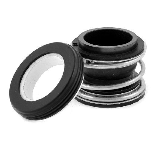 sourcingmap® MB1-20 Keramik Ring Gummibalg 20mm Innen Dmr. Pumpe Mechanische Dichtung de