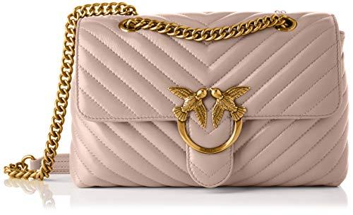 Pinko, LOVE CLASSIC PUFF V QUILT CL S Donna, N63_CORTECCIA, U