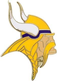 Football Fanatics NFL Minnesota Vikings Team Logo Pin