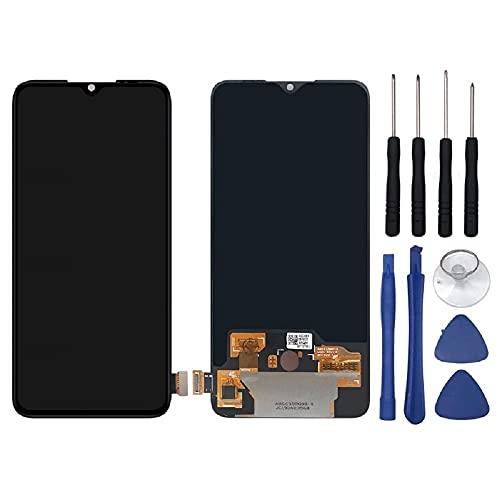 imponic Para Xiaomi Mi 9 Lite Pantalla TFT LCD Cristal táctil + Herramientas (Negro)
